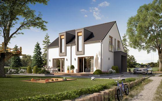 Finde dein Living Haus mit unserem Fertighaus Filter