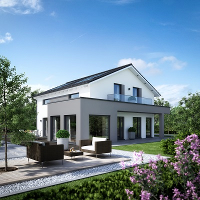 Info-Center in Ulm | Living Haus